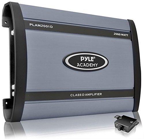 Pyle PLAM2001D Class D Monoblock Power Amplifier (Discontinued by Manufacturer)