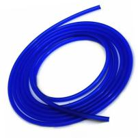 Upgr8 Universal Inner Diameter High Performance 5 Feet Length Silicone Vacuum Hose Line (12MM(15/32 Inch), Blue)