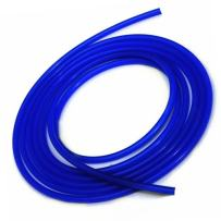 Upgr8 Universal Inner Diameter High Performance 5 Feet Length Silicone Vacuum Hose Line (8MM(5/16 Inch), Blue)