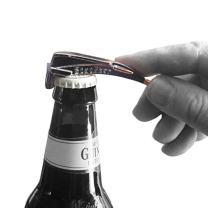 StatGear Laryngoscope Bottle Opener Keychain Keyring Chrome - Anesthesiologist Anaesthetist CRNA RN Nurse Nursing Doctor MD EMS EMT Gift Key Chain Ring