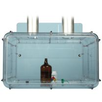 Bel-Art Clear View Polycarbonate Fume Hood; 43⅞ x 24 x 26⅛ in. (F50020-2010)
