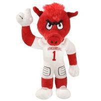 """Arkansas 8"""" Plush Mascot"""