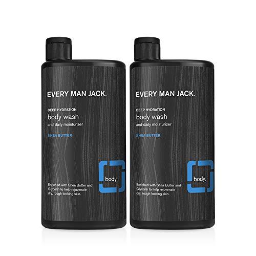 EMJ Body Wash Twin Pack (Shea Butter)