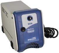 Welch Vacuum 2042B-01 DryFast Vacuum Pump, Oil-Free Diaphragm, PTFE, 35 LPM, 2 Torr, 115V