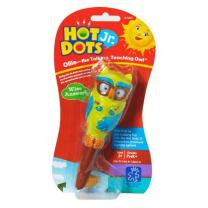 Educational Insights Hot Dots Jr. Ollie - The Talking, Teaching Owl Pen, Interactive Learning, Compatible with All Hot Dots Sets