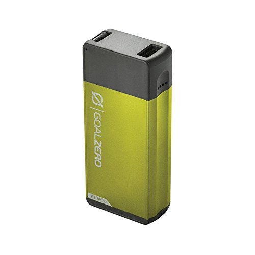 Goal Zero Flip 20 Portable Phone Charger External Battery Bank, Green