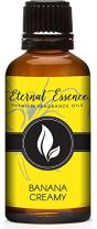 Banana Creamy Premium Grade Fragrance Oil - Scented Oil - 30ml (30ml)