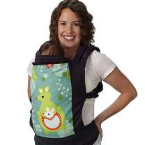 Boba Baby Carrier Classic 4Gs - Kangaroo - Backpack or Front Pack Baby Sling for 7 lb Infants and Toddlers up to 45 pounds