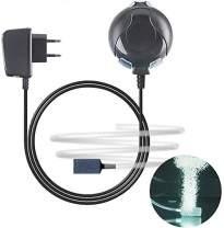 UPETTOOLS Aquarium Air Pump, 110V Ultra Silent High Energy Saving(1W) Oxygen Water Pump with Air Pump Accessories