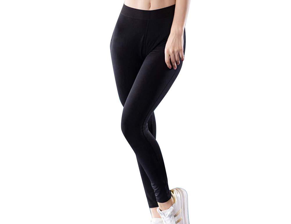 DOTSOG Women's High Waist Workout Yoga Pants Tummy Control Power Flex Leggings Sports Tights