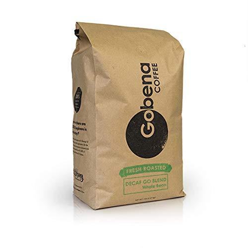 Decaf Medium Roast 5 lb. Whole Bean Fresh Roasted Specialty Coffee