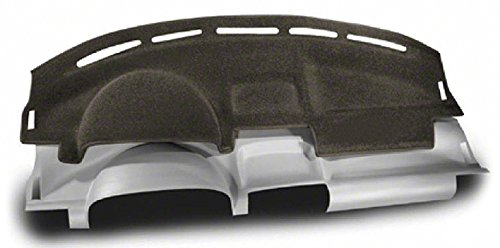 Coverking Custom Fit Dashcovers for Select Chevrolet Models - Molded Carpet(Taupe)