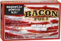 Magnetic Poetry Bacon Poet Kit