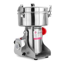 RRH 500G Swing Type Grain Mill Electric Spice Nut and Coffee Grinder High Speed 25000 RPM Stainless Steel Mill Grinder 2300W Powder Machine 50-300 Mesh, for Herbs Corn Sesame Soybean Pepper Bait Feed