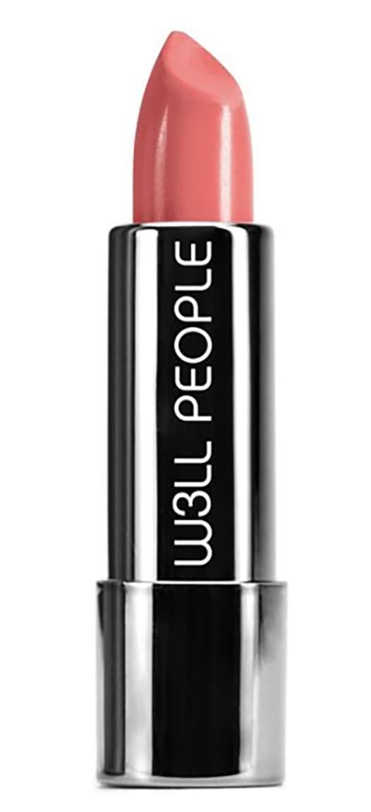 W3LL PEOPLE - Organic Optimist Semi-Matte Lipstick | Clean, Non-Toxic Makeup (Soulmate)