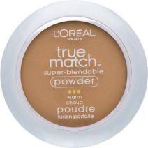 L'Oreal Paris True Match Super-Blendable Powder, Sun Beige, 0.33 oz.