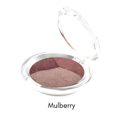 Ageless Derma Mineral Makeup Baked Eyeshadow Trio-Vegan Eye shadow (Mulberry)