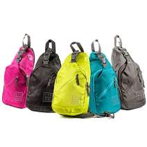 Sling Backpack for Women - Small Crossbody Bags Perfect for Hiking, Walking, Travel