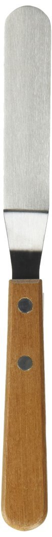 Winco TOS-4 Blade Offset Spatula, 4.25-Inch