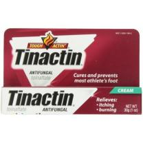 Tinactin Antifungal Athletes Foot Cream - 30 Gm
