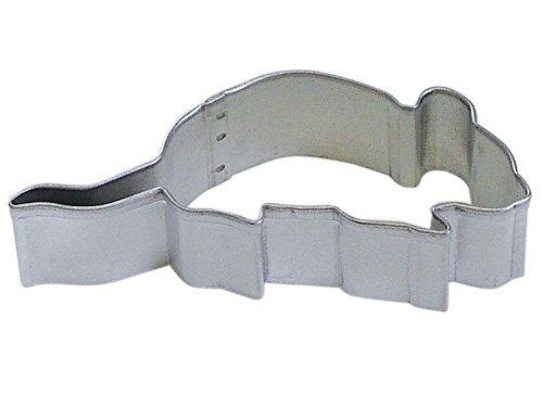"""R&M Mouse 3.75"""" Cookie Cutter in Durable, Economical, Tinplated Steel"""