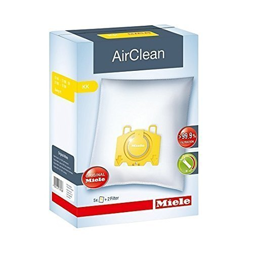 Miele Type KK IntensiveClean Plus FilterBags