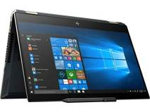 "HP Spectre x360-15 Home and Business Laptop (i7-8565U 4-Core, 32GB RAM, 512GB PCIe SSD, 15.6"" Touch 4K UHD (3840x2160), GeForce MX150, Fingerprint, WiFi, Bluetooth, Webcam, Win 10 Home)"