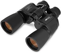 NACATIN 10x120Powerful Binocular with 50mm Objective Lens Foldable Compact BinocularsDurable Full-Size Clear for Bird Watching TravelSightseeing Hunting