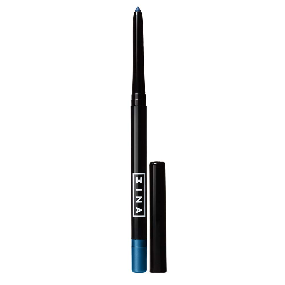 3INA Makeup Cruelty Free Paraben Free Vegan Automatic Eye Pencil 0.35 g - 308 Blue