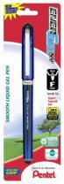 Pentel EnerGel NV Gel Ink Pen, (0.5mm), Needle Tip, Black Ink, 1 Pack (BLN25BPA)