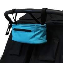 ZOE BEST Universal Stroller Parent Organizer Console (Aqua)