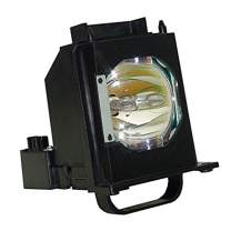 WOWSAI 915B403001 915B403A01 Replacement TV Lamp with Housing for Mitsubishi Televisions - Quality Assurance