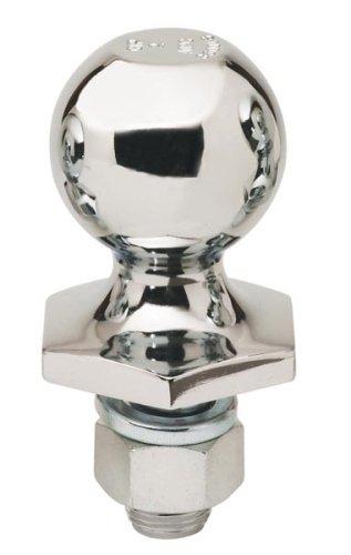"Reese Towpower 7008200 2"" Chrome Steel Interlock Hitch Ball"