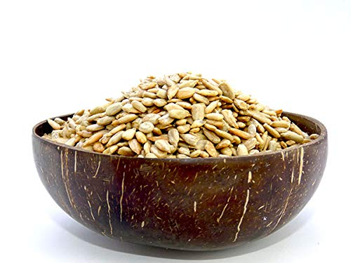 Amrita Foods - Top 9 Allergy Free, Sunflower Seeds, 1 lb, Unsalted - Gluten-Free, Dairy-Free, Soy-Free. Tasty Snack for Every Day.