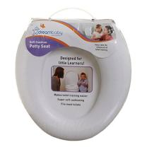 Dreambaby Soft Cushion Potty Seat, White