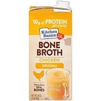 Kitchen Basics Original Chicken Bone Broth 32 oz. (Pack of 12)