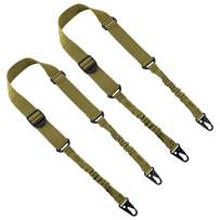 BOOSTEADY 2 Point Rifle Sling, Adjustable Strap Multi Use Gun Sling for Outdoor Sports, Hunting - Bundle Pack of 2 Updated Version