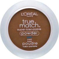 L'Oreal Paris True Match Super-Blendable Powder, Cocoa, 0.33 oz.