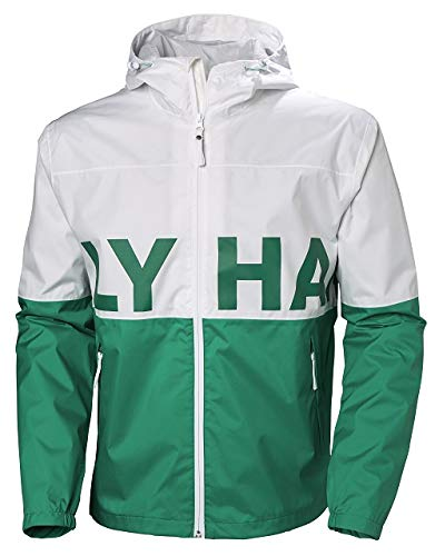 Helly-Hansen Amaze Waterproof Outdoor Rain Jacket with Hood