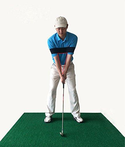 KOALA Golf Swing Trainer Aid Professional Golf Arm Belt Posture Motion Correction Band for Golf Beginner