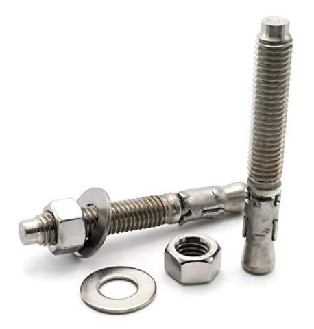 3//8-16 x 5 FT Carriage Bolt Zinc Plated 307A Grade A Steel Qty-25