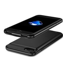 SQDeal iPhone 8 Plus 7 Plus Battery Case 7200mAh, Rechargeable 170% External Charger Portable Power Protective Charging Case for iPhone 7/8 Plus (5.5 Inch) [2 Month Warranty] (Black)