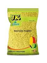 JK MUSTARD POWDER 7.05 oz, 200g (Sarso) Non-GMO, Gluten free and NO preservatives!