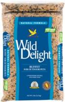 Wild Delight Buffet for Wild Birds, 5 lb