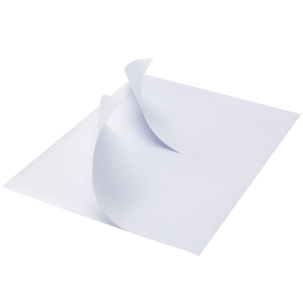 MFLABEL Half Sheet Laser/Ink Jet Shipping Labels, 1000 Pack
