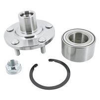 WJB WA930569K Front Wheel Hub Bearing Module Kit, Cross Reference: Moog 515131, SKF BR930569K