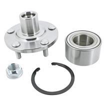 WJB WA930569K Front Wheel Hub Bearing Module Kit, Cross Reference: Moog 515131, SKF BR930569K