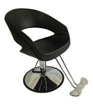 Oval Barber Chair Comfort Styling Salon Beauty Equipment - DS-SC4001