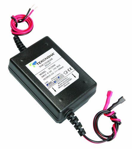 Tekonsha 2024-07 12V DC to DC Heavy Duty Multi-Stage Charger