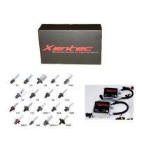 XENTEC 55W Standard Size Ballasts x 2 bundle with 2 x Xenon Bulb 9007/9004/HB5 4300K (Soft White) single beam offroad